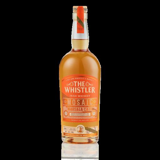 The Whistler Mosaic Marsala Irish Whiskey