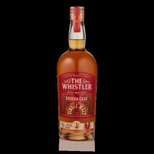 The Whistler 5 Year Old Bodega Cask Single Malt Irish Whiskey Ireland