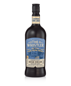 The Whistler Irish Cream Whiskey Liqueur