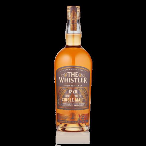 The Whistler Irish Whiskey 12 Year Old Triple Oak Ireland
