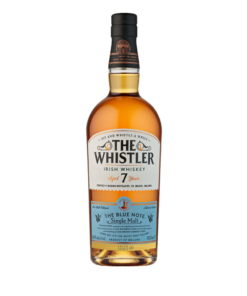 The Whistler Irish Whiskey 7 Year Old Blue Note