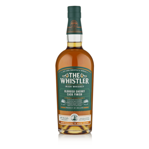 The Whistler Oloroso Sherry Cask Blend Irish Whiskey
