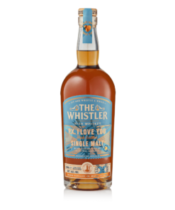 The Whistler PX I Love You Single Malt Irish Whiskey