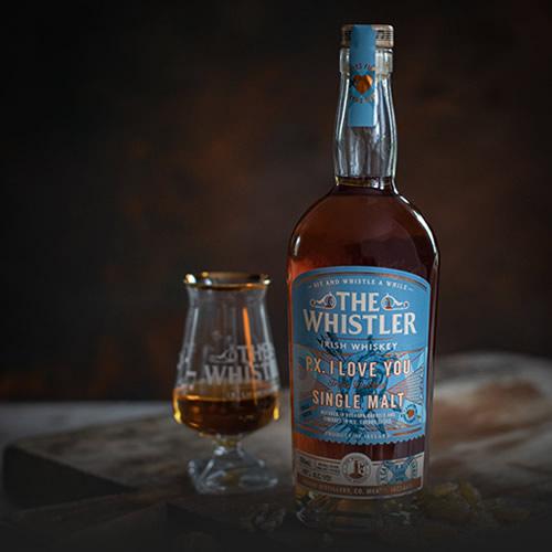 The Whistler P.X. I Love You Single Malt