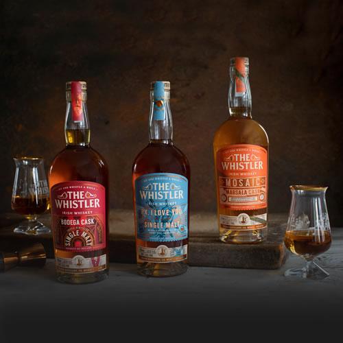 The Whistler Irish Whiskey Single Malt