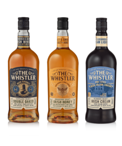 The Whistler Irish Whiskey Trilogy Bundle
