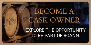 Irish Whiskey Cask Owner