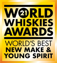 World's Best New Make and Young Spirit 2021 - World Whiskies Awards