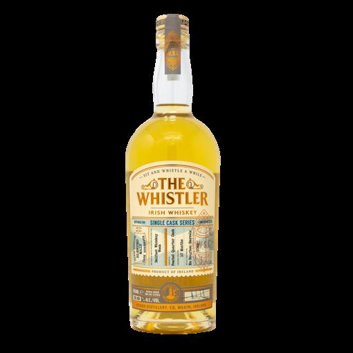 The Whistler Irish Whiskey Single Cask Series