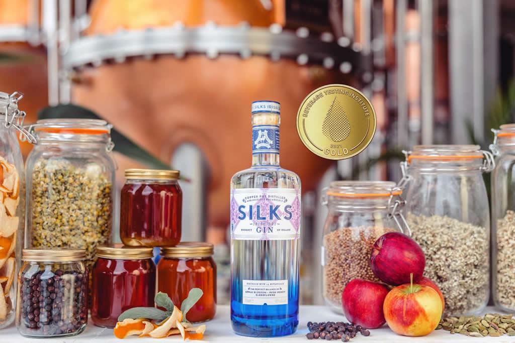 Silks Irish Dry Gin