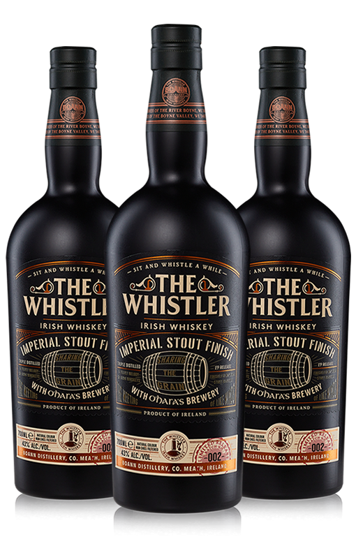 The Whistler Imperial Stout Batch 002